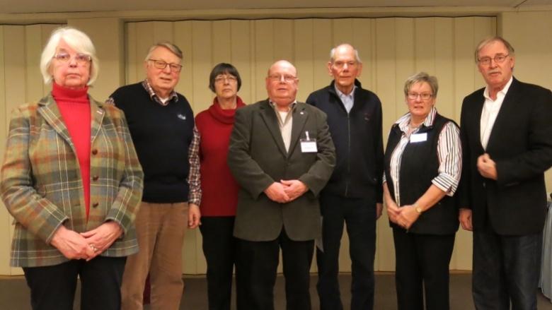 Vorstand der Senioren Union Rellingen